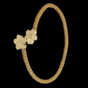 14k Gold Woman Bracelet