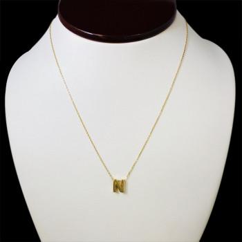 Cadena de oro 14k con...