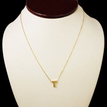 14k Yellow Gold Chain with...