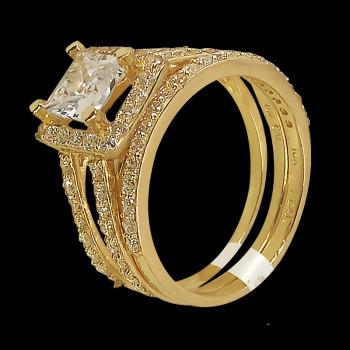 10k Yellow Gold Wedding Ring