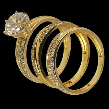 Trio de Matrimonio de oro...