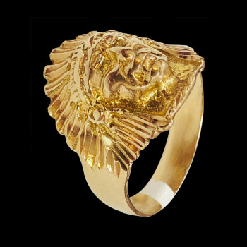 10k Gold Fancy Ring