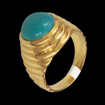 18k gold Fancy Ring with...