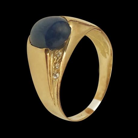 18k Gold Fancy Ring