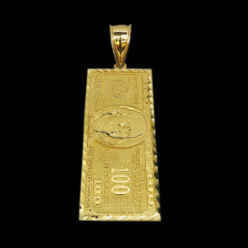 10kt Yellow Gold Pendant
