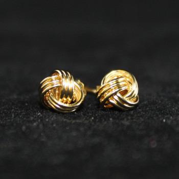 Aretes de Oro 10K