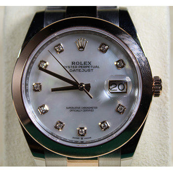 Rolex Datejust Stainless...
